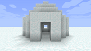 Igloo in Minecraft