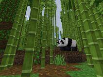 Panda-bamboo-minecraft-pe-1-12-1-seed