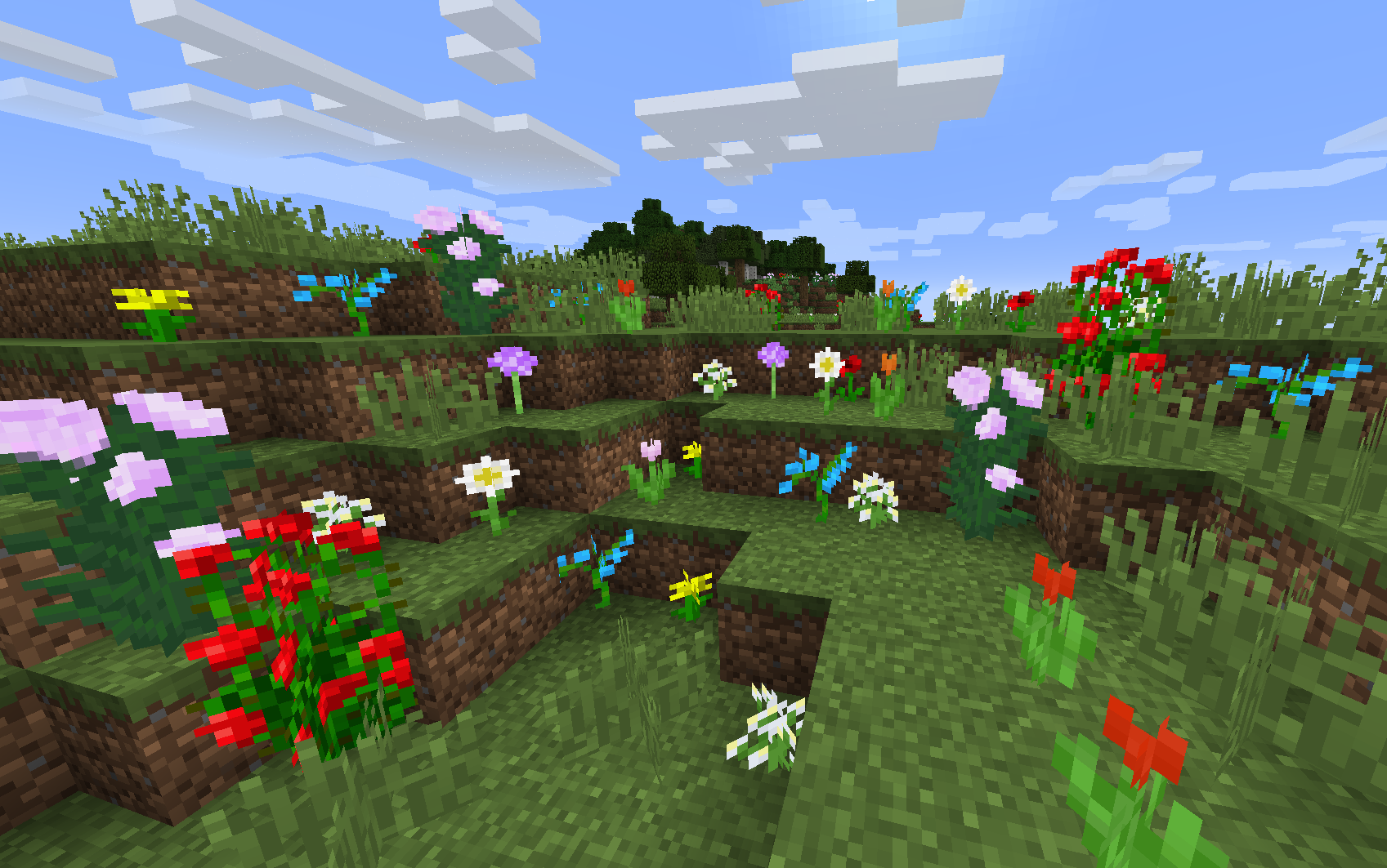 Flowers | Minecraft Wiki | FANDOM powered by Wikia