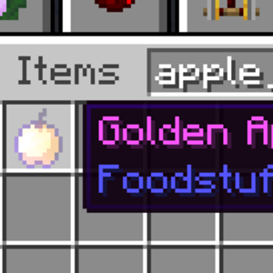 Enchanted Apple Minecraft Wiki Fandom