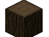 Bois de chêne noir