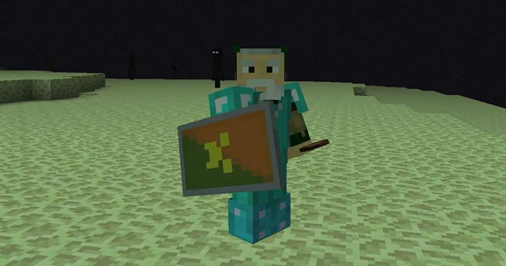 Shield Minecraft Wiki Fandom Powered By Wikia