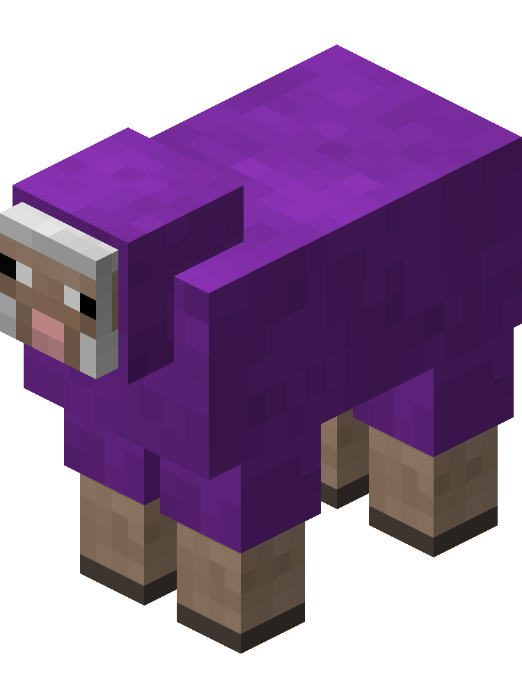 Purplesheep