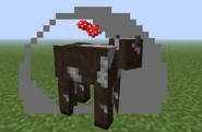 MOOSHROOM SHEARED