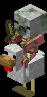 Pigman jockey