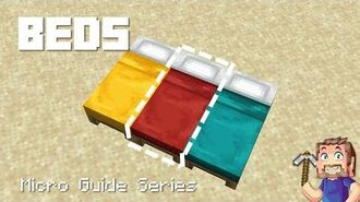 Beds - Minecraft Micro Guide