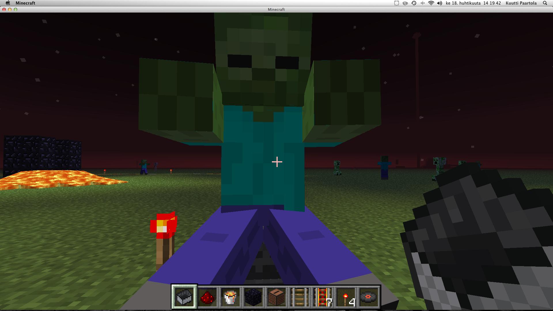 Minecraft Kello