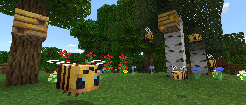 1 15 Buzzy Bees Minecraft Wiki Fandom