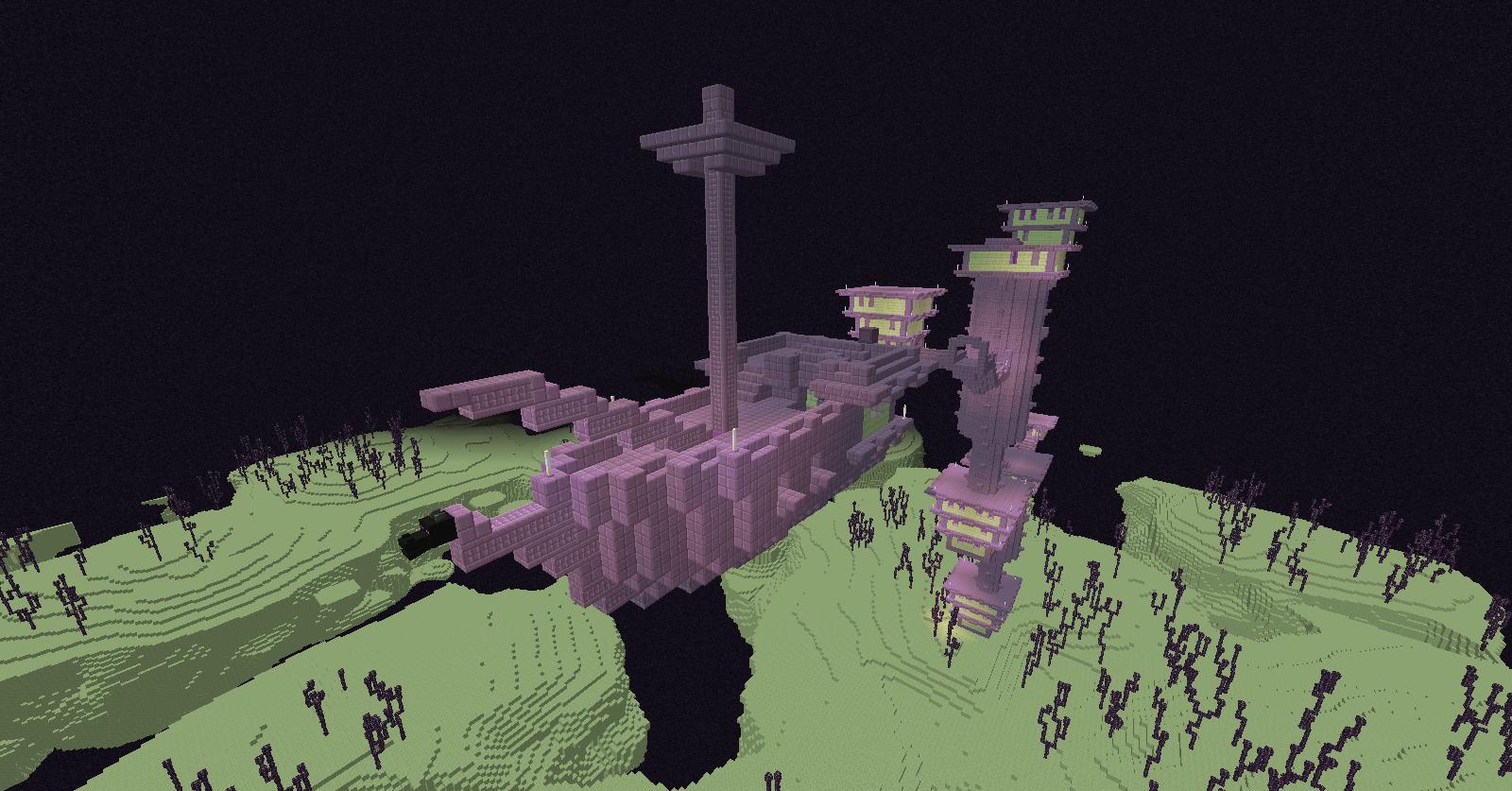 End Ship | Minecraft Wiki | FANDOM powered by Wikia