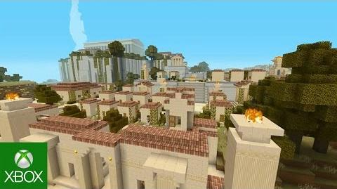 Minecraft Greek Mythology Mash-up Pack