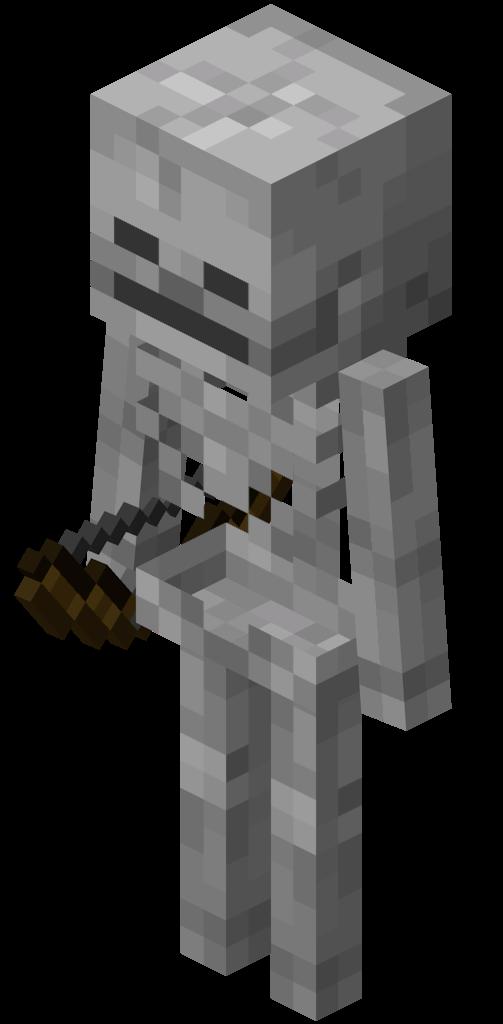 Skeleton Minecraft Wiki Fandom