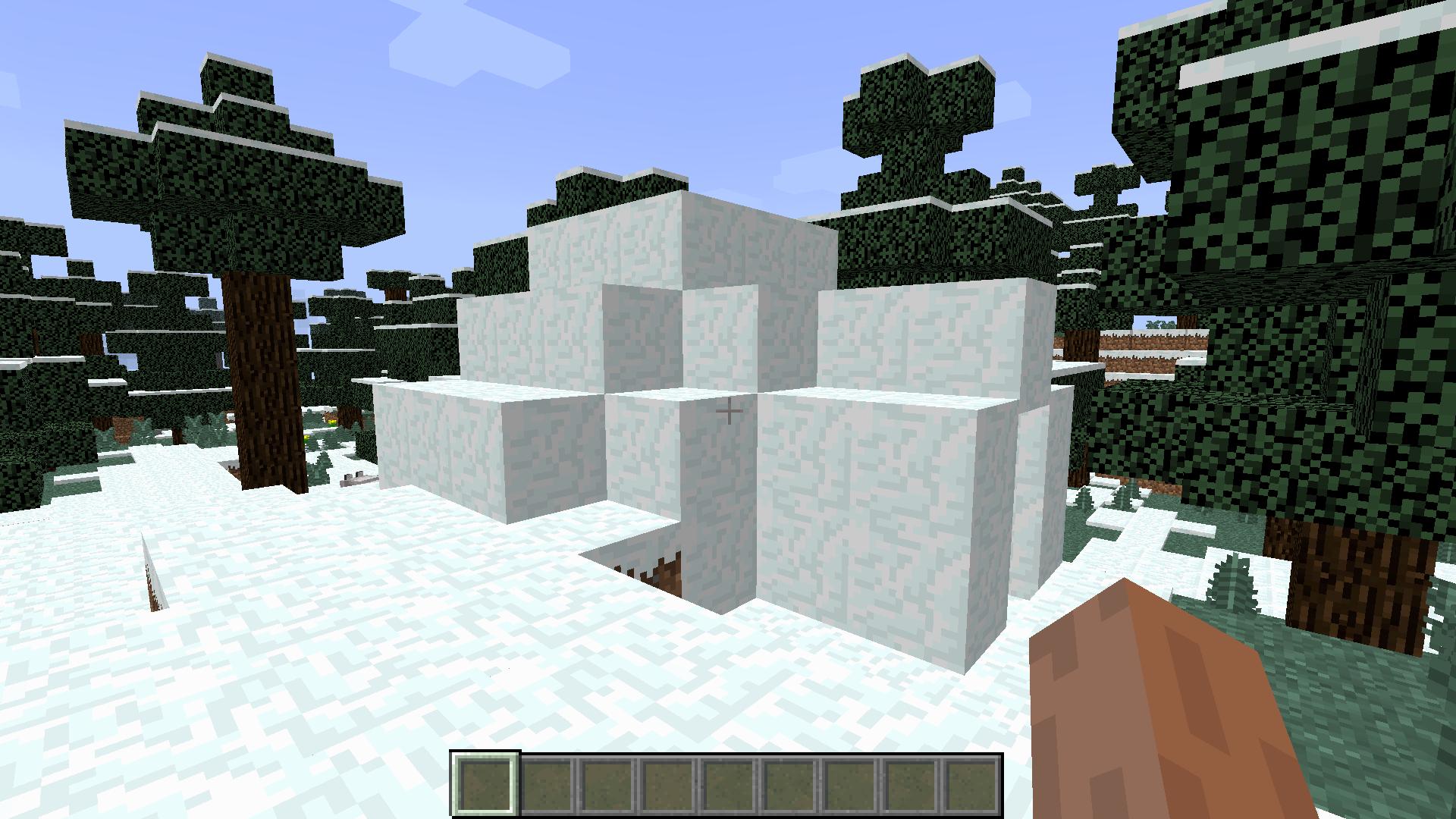 Igloo Minecraft Wiki Fandom Powered By Wikia