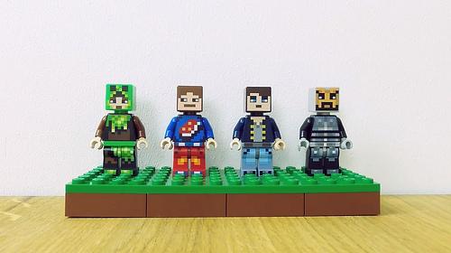 Image - Lego Minecraft Skins Pack 2.Jpeg   Minecraft Wiki   Fandom