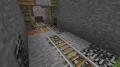Hylätty kaivos peruskallio