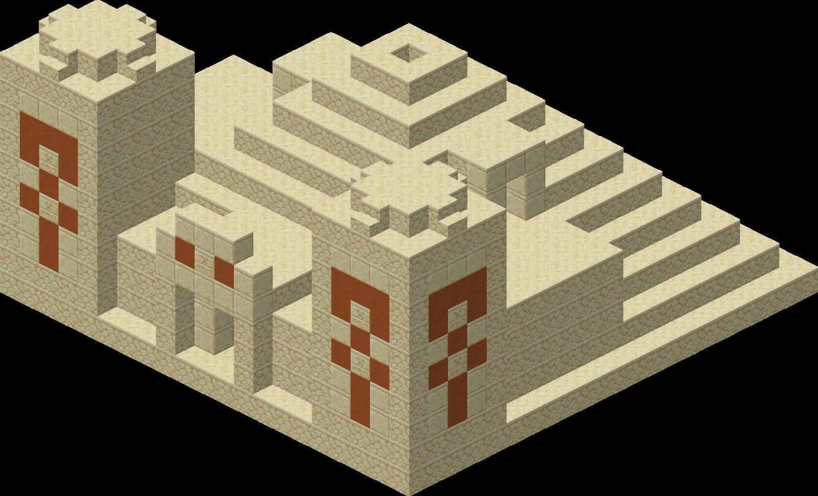 DesertTempleMinecraft