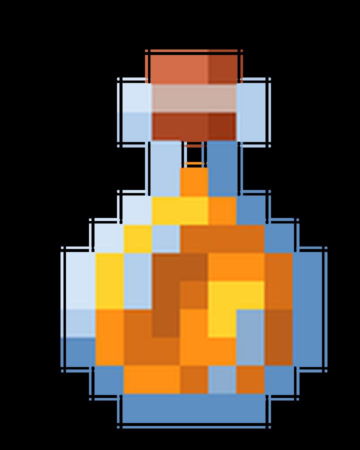 最高のマインクラフト: トップ100+Minecraft Glass Bottle