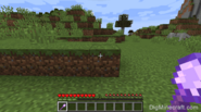 Grass blockshvl