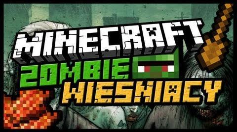 Minecraft Zombie Wieśniacy