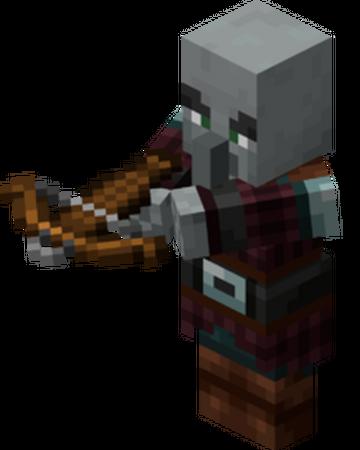 Pillager Minecraft Wiki Fandom