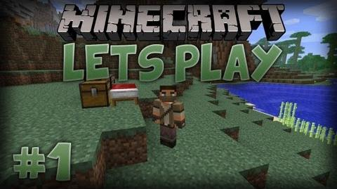 Let's Play Minecraft - Episode 1 - A Fresh Start