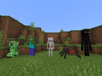 Mobs | Minecraft Wiki | Fandom