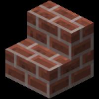 Escalier en brique
