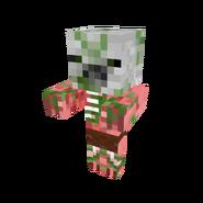Mały Zombie Pigman iOS