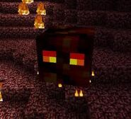 Ogień Magma Cube