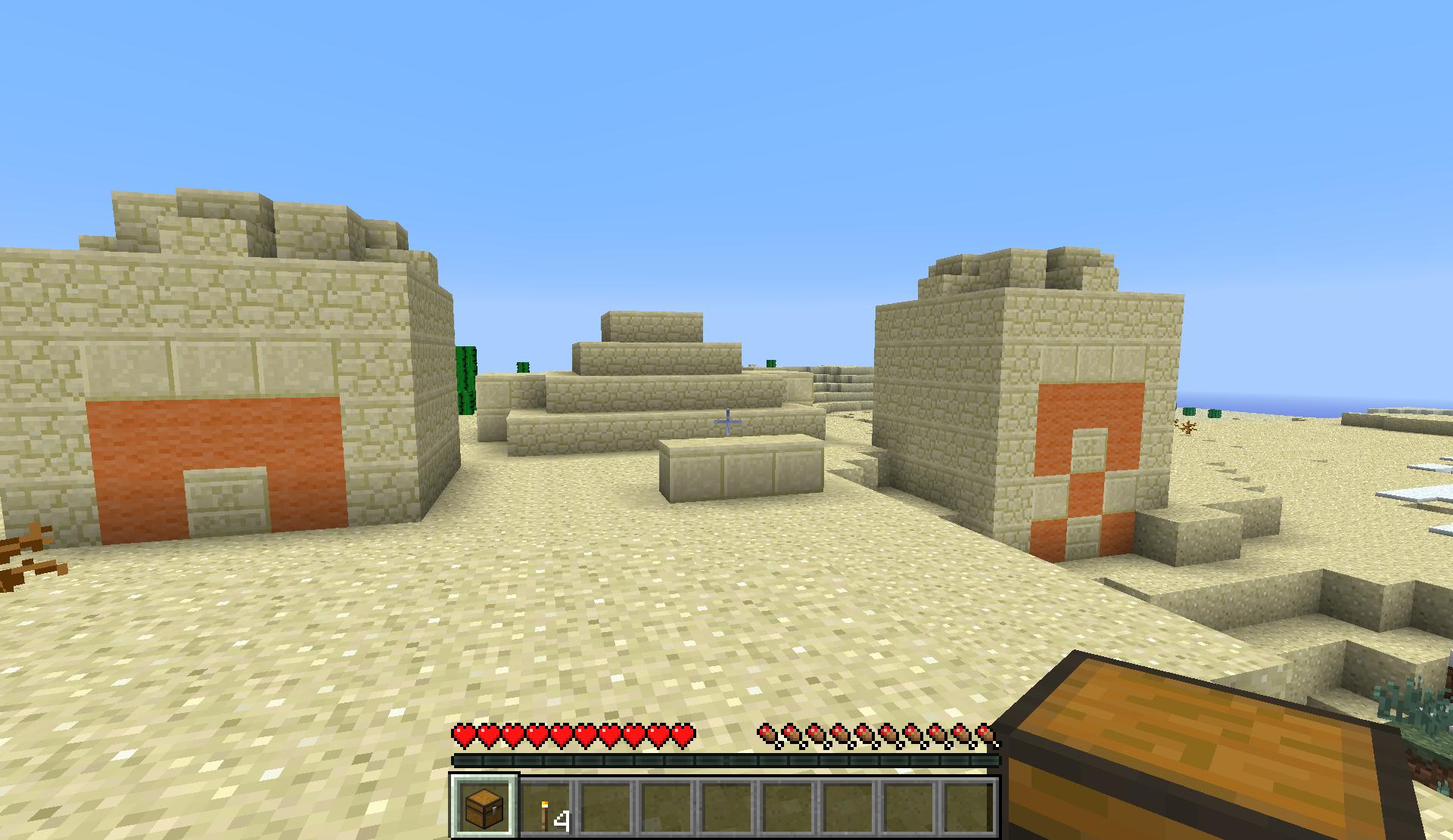 Desert Temple Minecraft Wiki Fandom Powered By Wikia