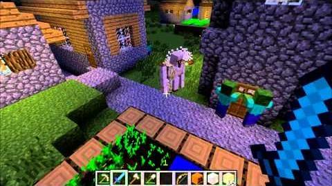 Minecraft Mobs Villager
