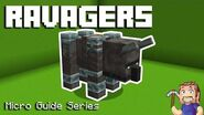 Ravagers - Minecraft Micro Guide