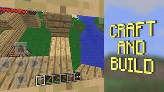 Minecraft -- Pocket Edition New Trailer )-0