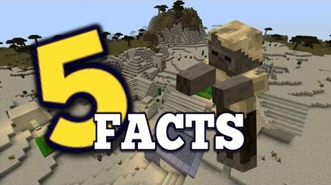 ✔ Minecraft 5 Facts You Didn't Know About The HUSK
