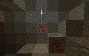 Redstone In The Cave