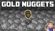 Gold Nuggets - Minecraft Micro Guide