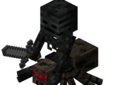 Wither Skeleton Jockey