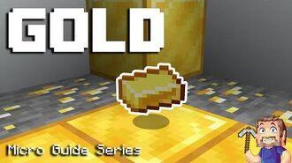 Gold - Minecraft Micro Guide