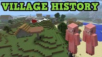 Minecraft PIGMAN VILLAGER History