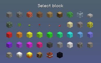 Minecraftclassicblockset