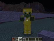 Zombie w Złotej Zbroi