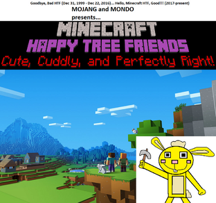 Minecraft Happy Tree Friends