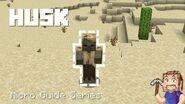 Husks - Minecraft Micro Guide