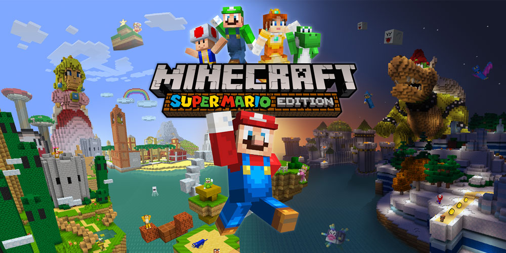 Super Mario MashUp Pack Minecraft Wiki FANDOM Powered By Wikia - Minecraft spiele switch