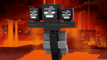 Lego wither