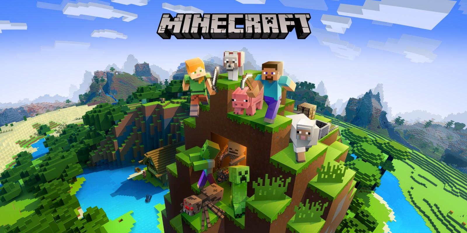 Minecraft | Minecraft Wiki | FANDOM powered by Wikia