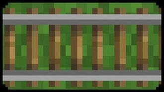 ✔ Minecraft How to make a Railway Trap