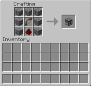 Crafting dispenser