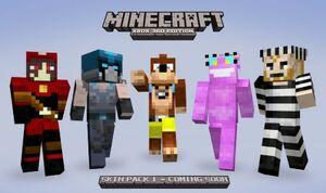 Xbox Skin Pack 1