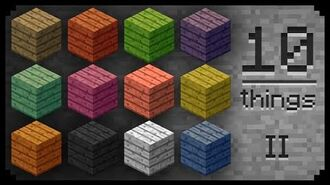 ✔ Minecraft 10 Things That Were Never Added (II)