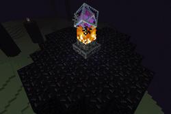 Äärikristallipylväs